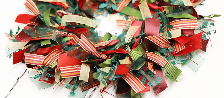 Christmas Ribbon Craft Kits