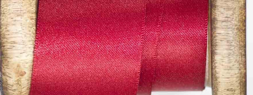 100mm Wide Satin Ribbons