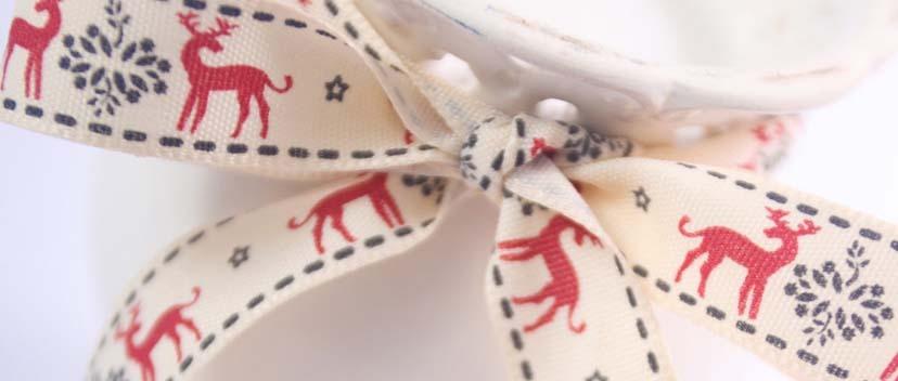 Reindeer Ribbons