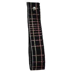 15mm Lame Plaid Ribbon - Specail Offer