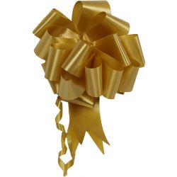 20 x 50mm Gold Pullbows