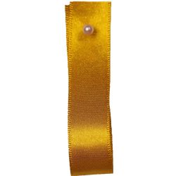 Double Satin Ribbon By Berisfords Ribbons: Topaz (Col 412)- 3mm - 70mm widths