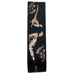 Rose Gold Pheasant Ribbon 25mm x 20m